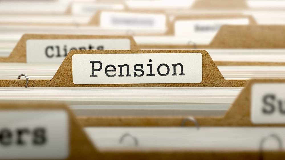 Pensions Stuff - cover