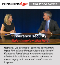 Pensions Age Video - Insurance Security